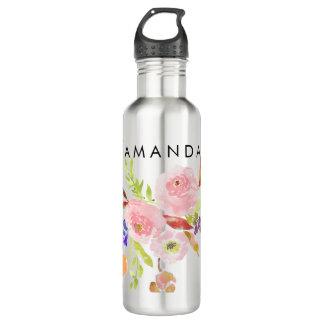 PixDezines floral/acuarela/ranúnculo