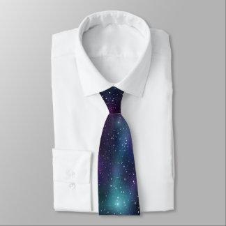 PixDezines GALAXY ASTRONOMY EXPLORATION/COSMIC Neck Tie