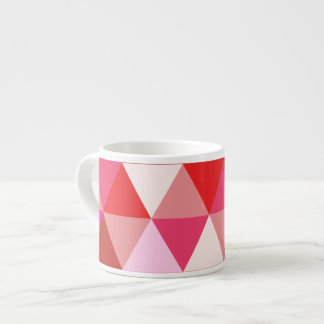 PixDezines geometric/adjustable image Espresso Cup