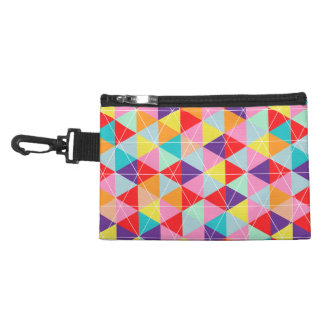 PixDezines geometric/colorful clutches/bagettes Accessories Bags