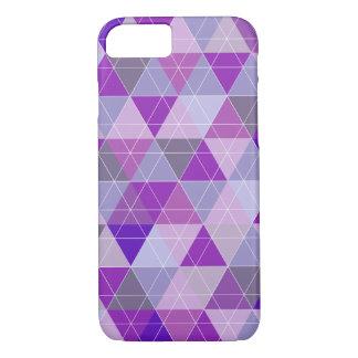 PixDezines geometric/purple/blue hyde iPhone 8/7 Case