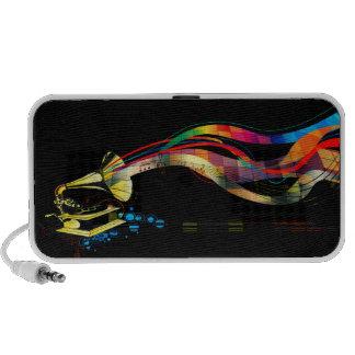 PixDezines Gramophone ♥♥♥♥ Laptop Speakers