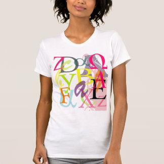 PixDezines Greek Alphas T-Shirt