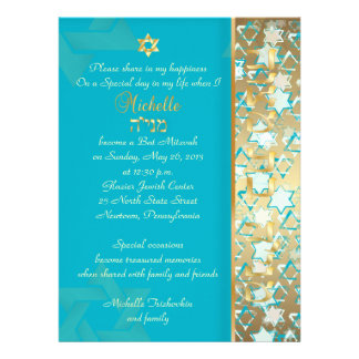 PixDezines grunge star of david/diy background Personalized Announcement