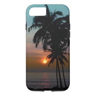 PixDezines Hawaii/puesta del sol/playa Funda iPhone 7