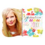 PixDezines hibiscus/2016/Grads/luau Card