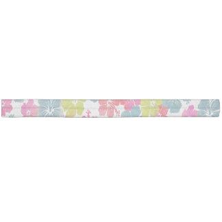 PixDezines hibiscus/DIY background Elastic Hair Tie