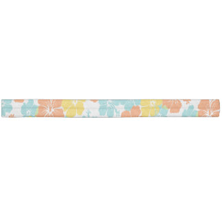 PixDezines hibiscus/DIY background Hair Tie