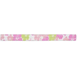 PixDezines hibiscus/DIY background Ribbon Hair Tie
