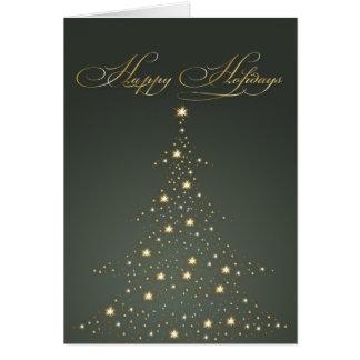 PixDezines Holiday Cards Christmas Tree