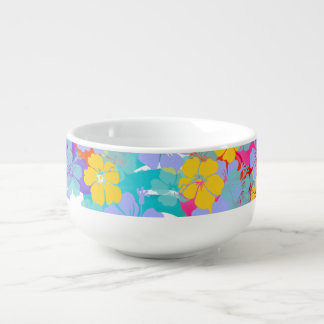 PixDezines hula kai/DIY background Soup Mug