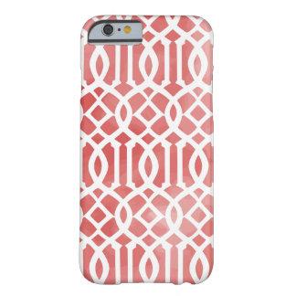 PixDezines indochine trellis/watercolor affects iPhone 6 Case