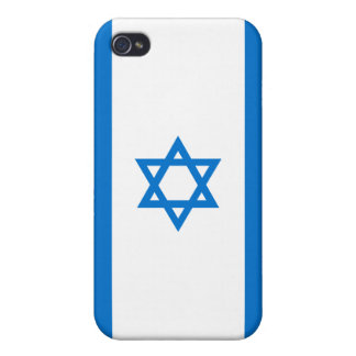 PixDezines Israel 4G iPhone 4 Case