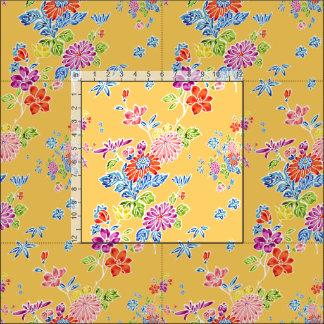 PixDezines kiku/chrysanthemums/DIY background Fabric