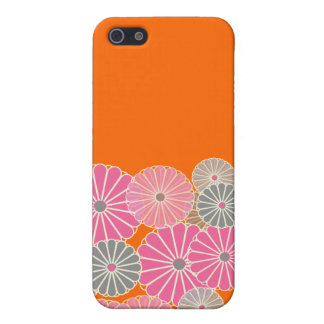 PixDezines Kiku, Chrysanthemums iPhone SE/5/5s Case