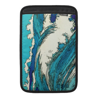 PixDezines konen uehara ocean waves, 上原 Sleeve For MacBook Air