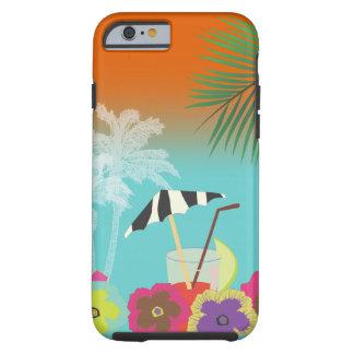 PixDezines mai tai Tough iPhone 6 Case