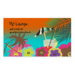 PixDezines Maitai, gift certificate Double-Sided Standard Business Cards (Pack Of 100)