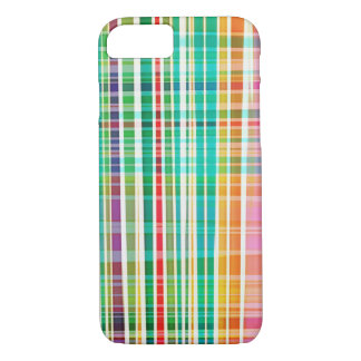 PixDezines malibu plaid iPhone 8/7 Case
