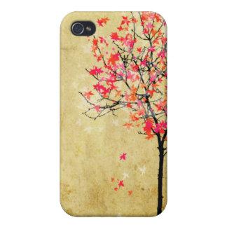 PixDezines Maple Tree iPhone 4/4S Case