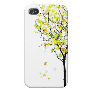 PixDezines Maple Tree iPhone 4 Cover
