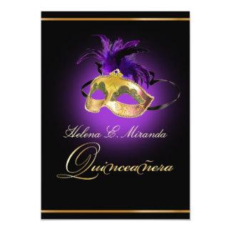 PixDezines Masquerade/amethyst purple/DIY color!! Card