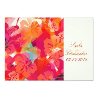 PixDezines Maui Hibiscus Invitations