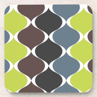 PixDezines mod ogee/diy background color Coasters