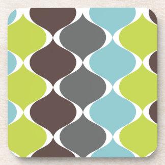 PixDezines mod ogee/diy background color Drink Coaster