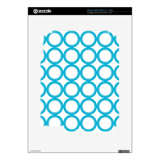 PixDezines mod rings/diy background Decals For iPad 2