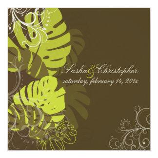 PixDezines  monstera+swirls/diy background Card