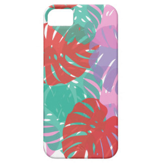 PixDezines monsteras/diy background colors iPhone SE/5/5s Case