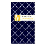 PixDezines moroccan trellis/diy colors in a snap.. Business Card Template