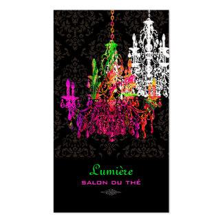 PixDezines murano glass chandeliers DIY fonts Business Card Templates