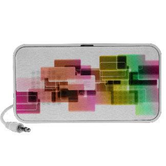 PixDezines Neon Lights iPhone Speaker