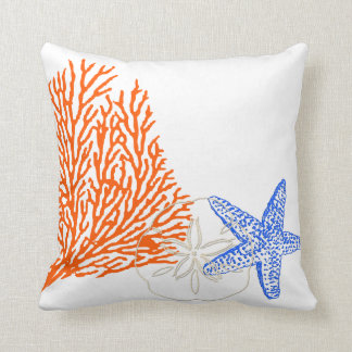 coral pillows