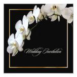 PixDezines orchids/phalaenopsis Custom Invitation