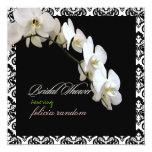 PixDezines orchids/phalaenopsis Personalized Invites