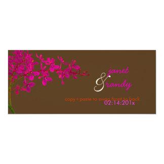 PixDezines orchids/renanthera Card