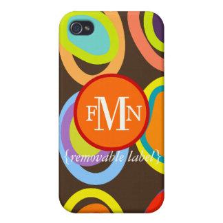 PixDezines Organic Eggs, Custom Color ♥♥♥♥ iPhone 4 Covers
