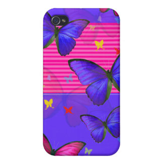 PixDezines Papillon iPhone 4/4S Cover