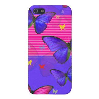 PixDezines Papillon iPhone 5 Cases