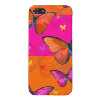 PixDezines Papillon iPhone 5 Case