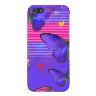 PixDezines Papillon iPhone SE/5/5s Case