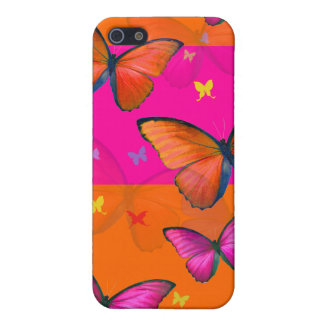 PixDezines Papillon iPhone SE/5/5s Cover