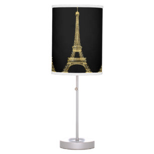 Pink eiffel tower table pendant lamps zazzle pixdezines paris pink eiffel tower table lamp aloadofball Choice Image