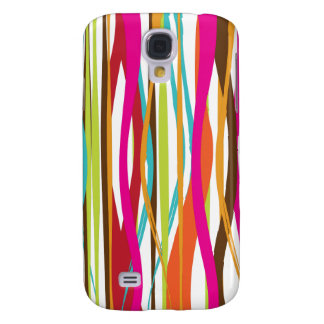 PixDezines party streamers Samsung S4 Case