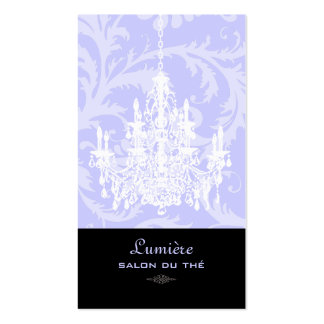 PixDezines pavo+white chandelier/DIY background Double-Sided Standard Business Cards (Pack Of 100)