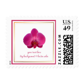 PixDezines pink kona orchid/diy background+fonts Postage