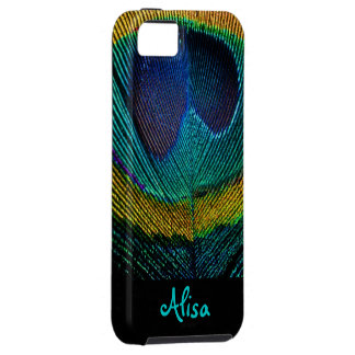 PixDezines psychedelischer Pfau iPhone 5 Covers